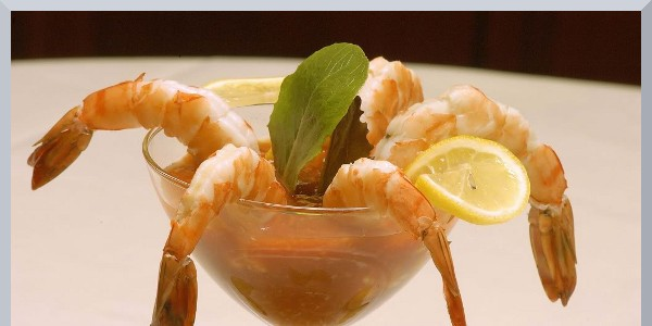 Personal Gourmet Cooked Shrimp