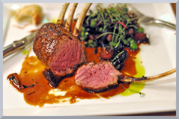 Personal Gourmet Rack of Lamb